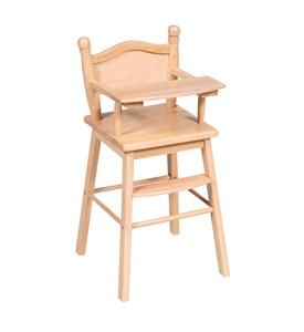 Doll High Chair by Guidecraft Image
