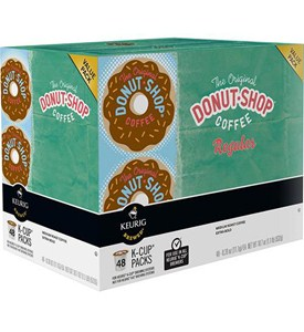 Donut Shop K-Cups Value Pack (Set of 48) Image