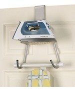 Door or Wall Mount Iron and Board Caddy