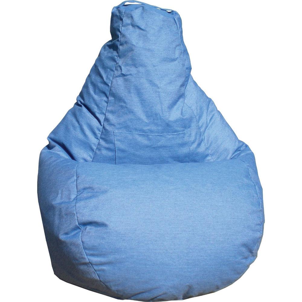 Dorm Bean Bag Denim In Bean Bag Chairs
