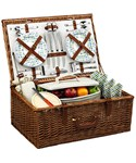 Dorset Picnic Basket for 4 People