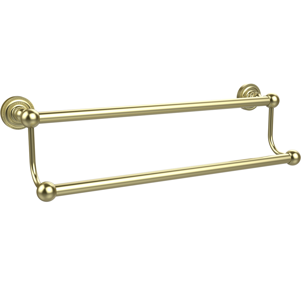 dottingham 24 inch double towel bar in towel bars and rings