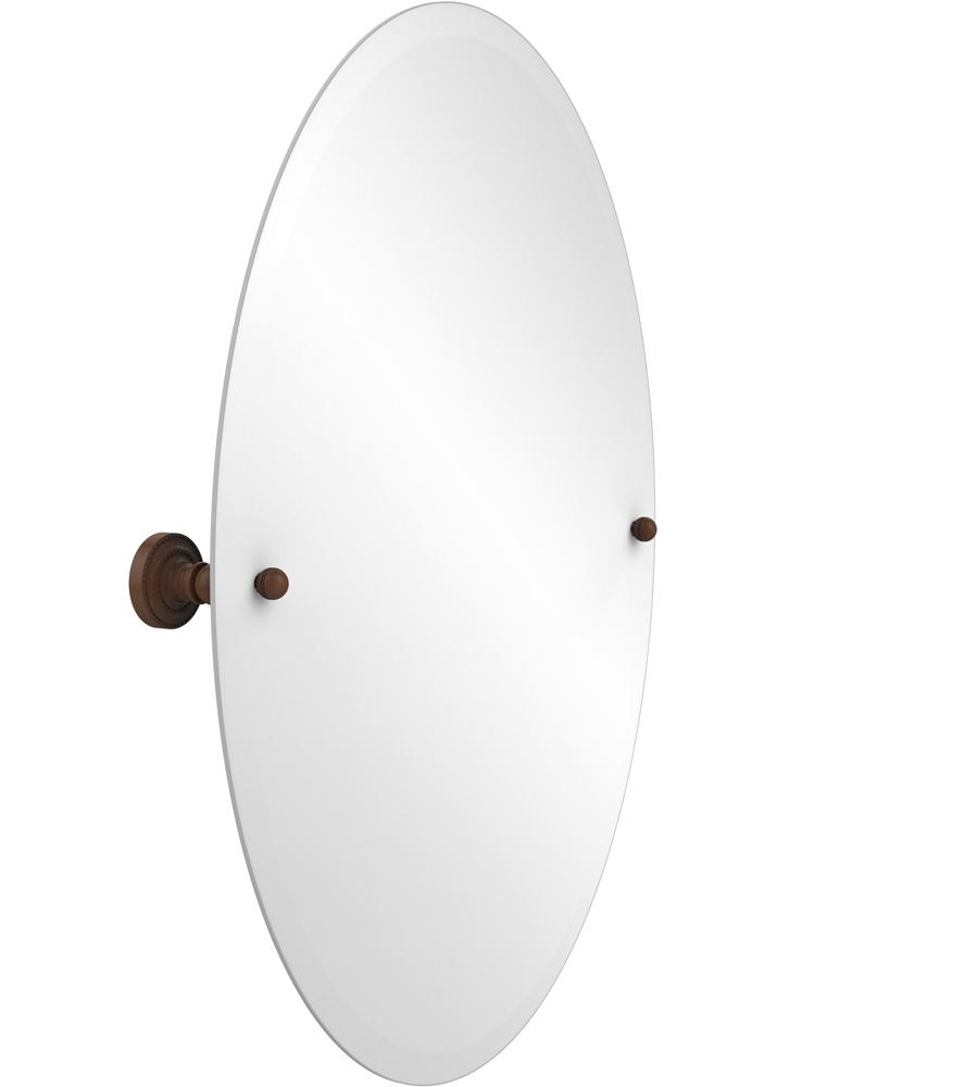 Dottingham Oval Bath Wall Mirror In Vanity Mirrors