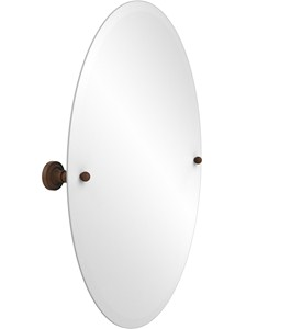 Dottingham Oval Bath Wall Mirror Image