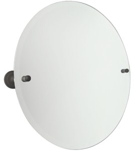 Dottingham Round Bath Wall Mirror Image
