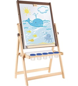 Double Sided Easel Image