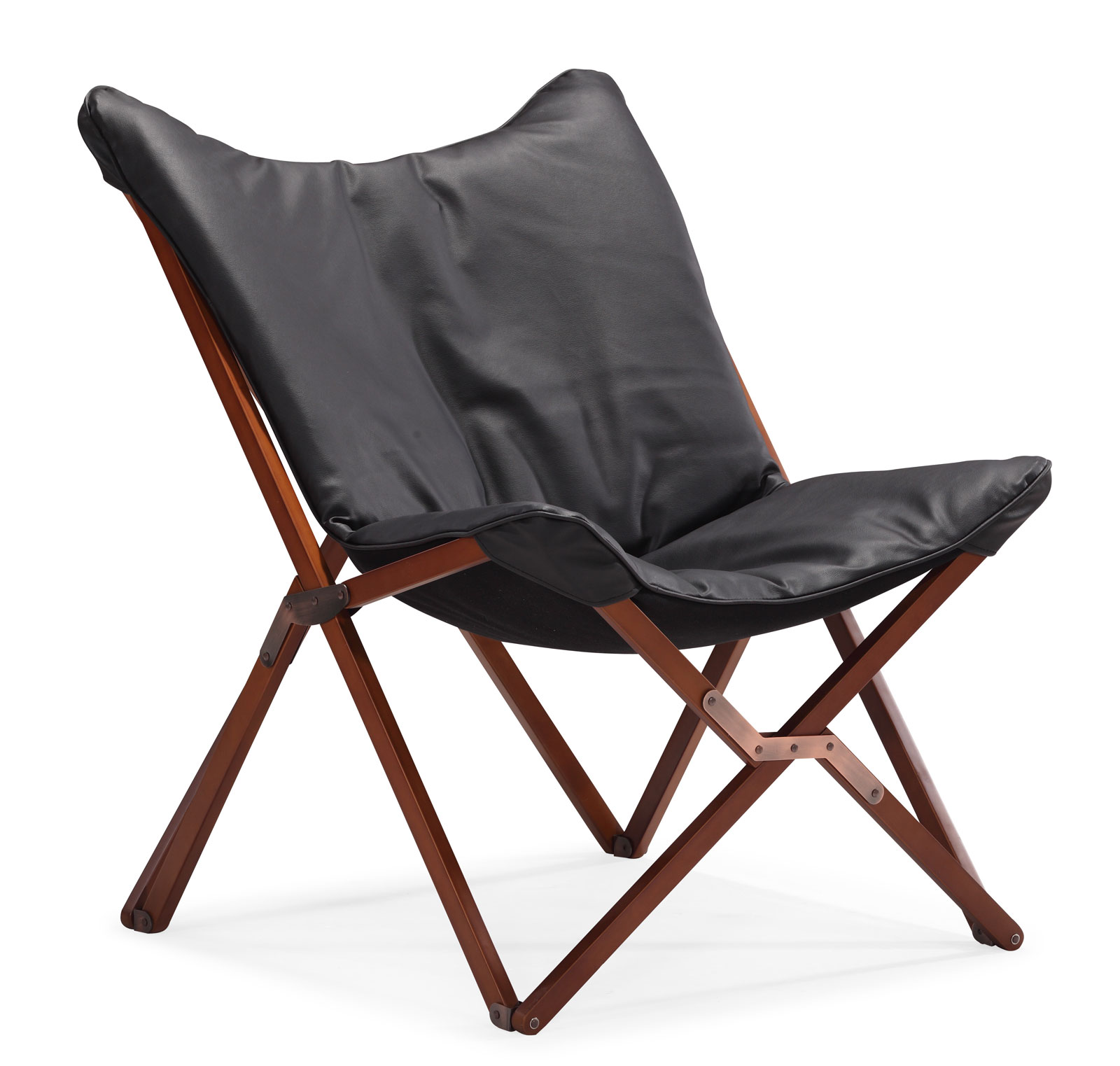 Draper Lounge Chair By Zuo Modern In Accent Chairs