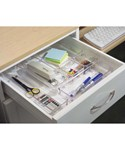 Drawer Bins - Clear