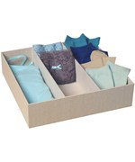 Drawer Organizer Trays - Beige