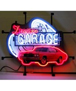 Dream Garage Chevy Chevelle SS Neon Sign by Neonetics