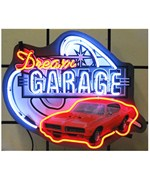 Dream Garage GTO Neon Sign by Neonetics