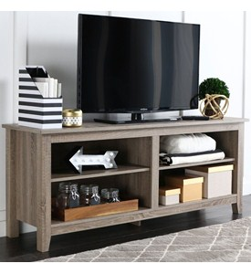Driftwood TV Stand Image