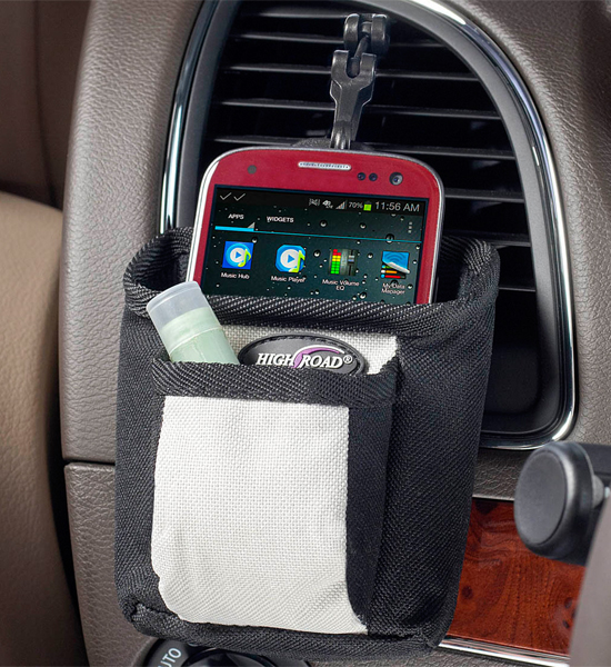 Phone hookup for car