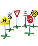 Drivetime Signs - Make Playtime Fantastically Fun - Set of 6