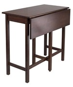 Drop Leaf High Table - by Winsome - 94149