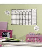 Dry Erase Calendar - Wall Decal