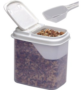 Dry Food Storage Container - Small Image