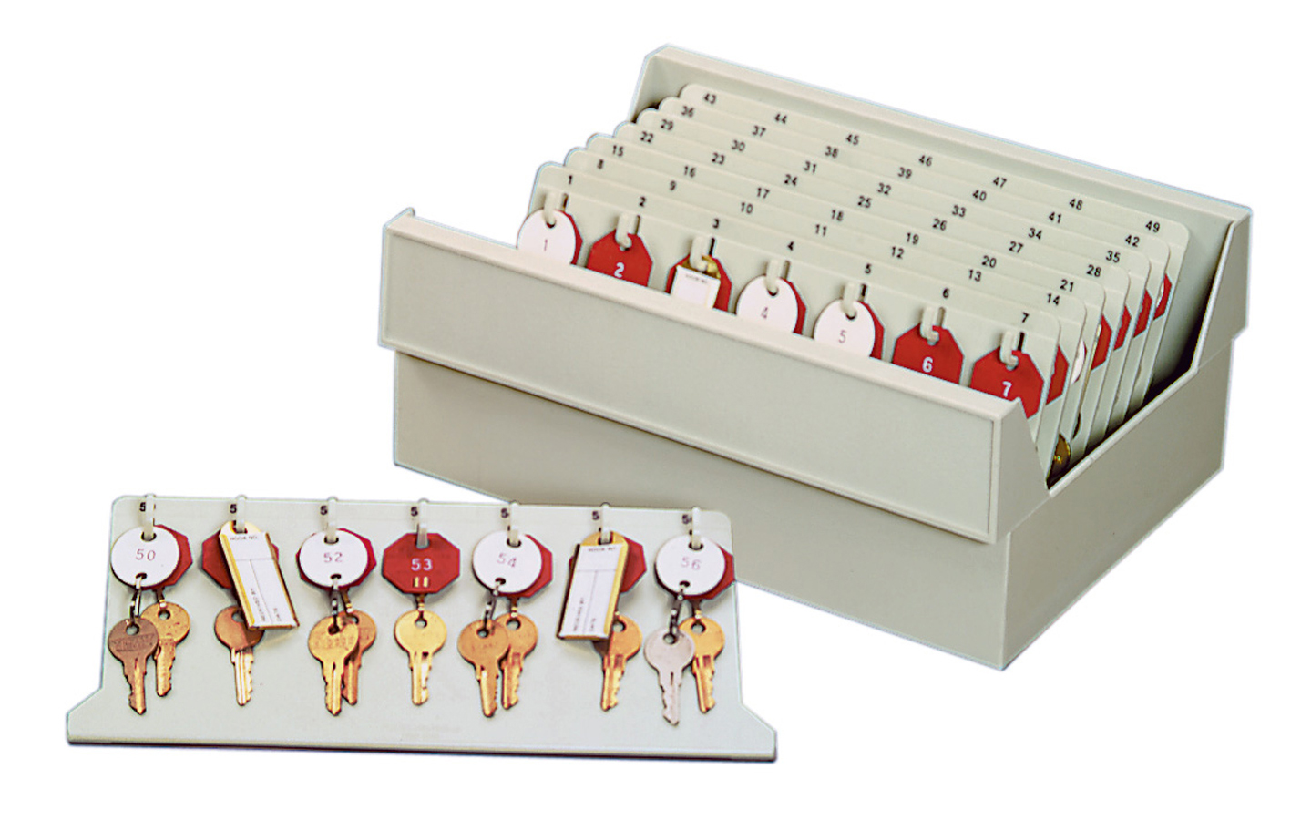 Dupli Key In Drawer Key Tray In Key Organizers