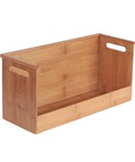 DVD Storage Rack - Bamboo