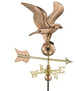 Eagle Garden Weathervane - by Good Directions