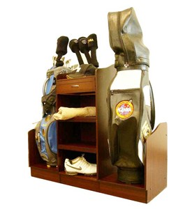 Golf Bag Organizer Image