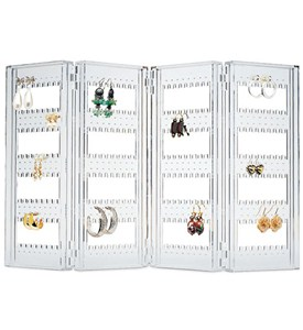 Acrylic Earring Storage Screen Image