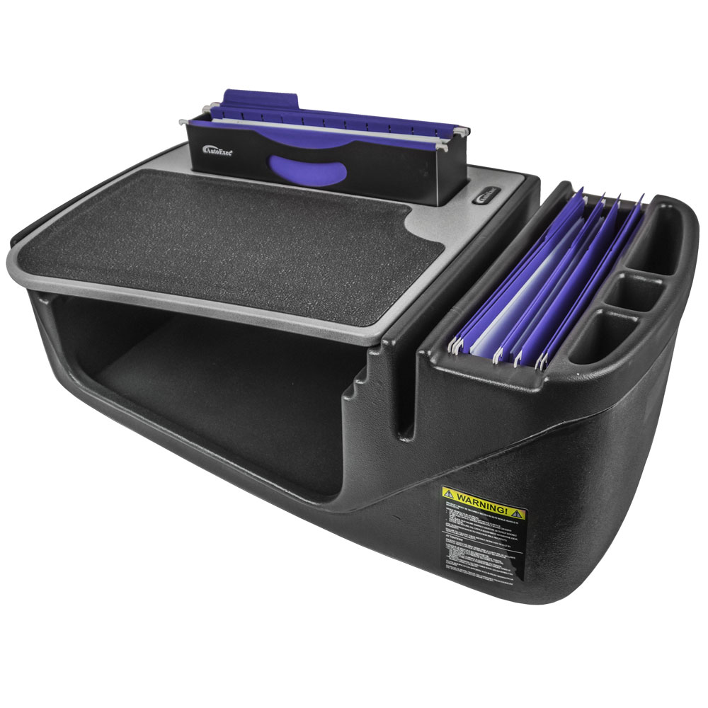Efficiency filemaster mobile desk in auto exec mobile office - Mobile office desk ...