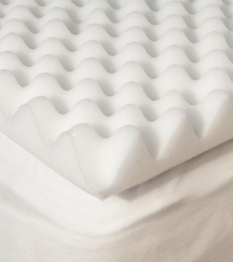 Egg Crate Mattress Pad In Mattresses