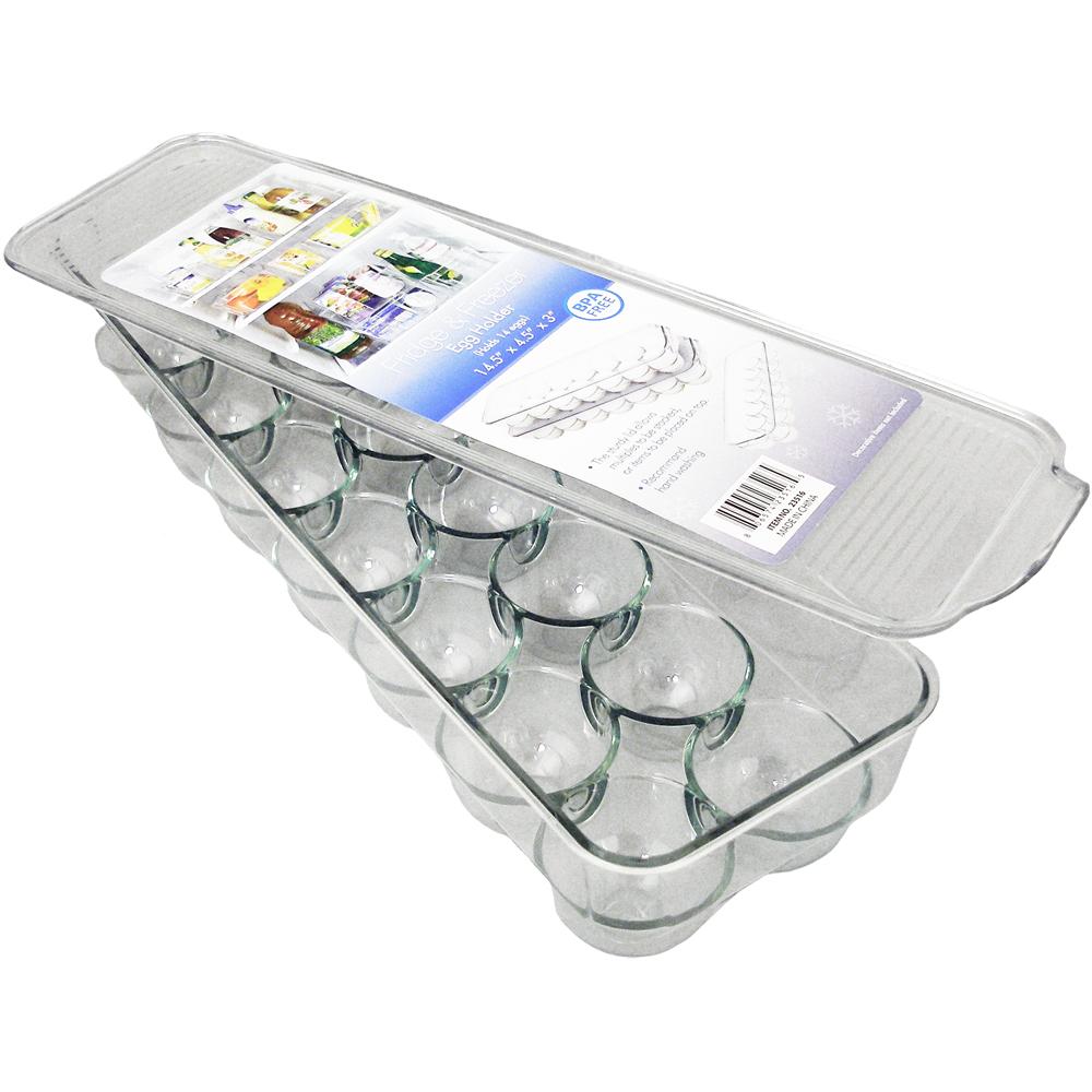 Egg Storage Container In Refrigerator Storage