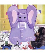 Elephant Collapsible Laundry Hamper