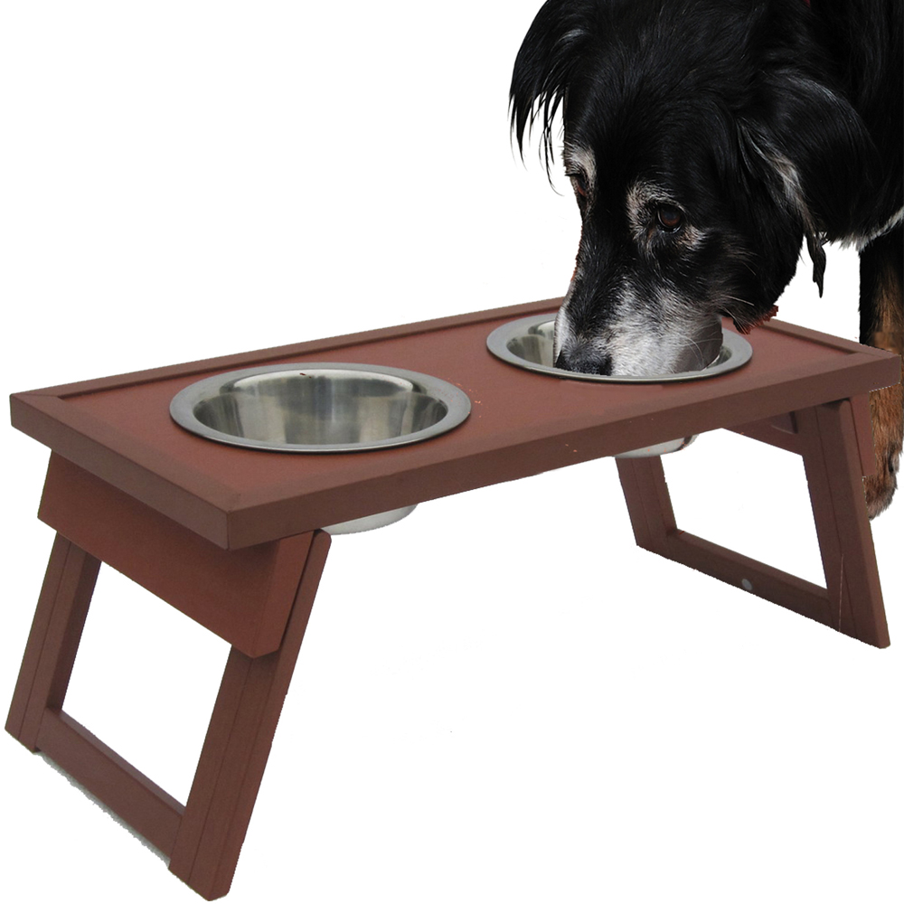 Stylish Dog Food Storage