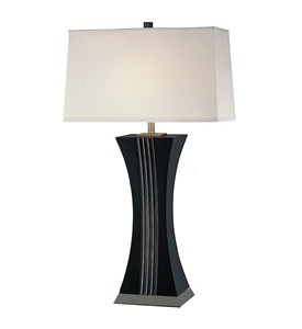 Emerson Table Lamp by Lite Source - LS-20893D-WAL Image