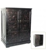 Entertainment Center - Old English