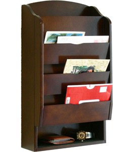 Entryway Mail Organizer Image