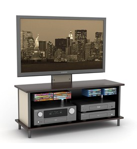 Epic 3 in 1 TV Stand and Mount by Atlantic Image