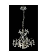 Epiphany Chandelier by Lite Source