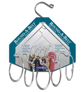 Belt Hanger with Rings Image