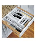 Expand-A-Drawer Large Cutlery Organizer