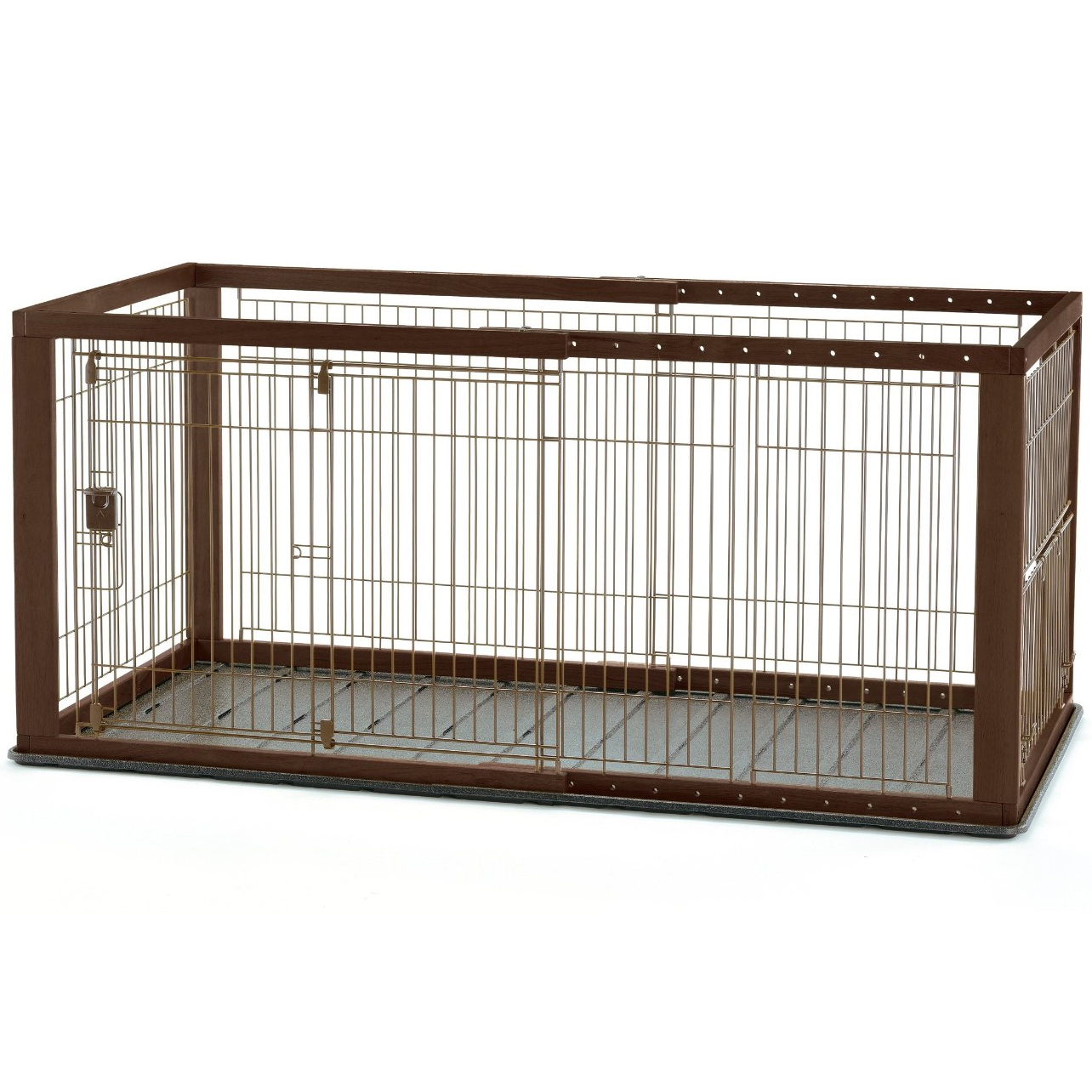 expandable dog crate in pet pens With expandable dog crate