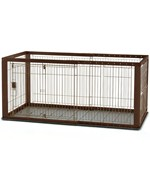 Expandable Dog Crate