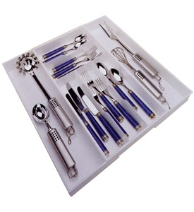 Expand-A-Drawer Cutlery Organizer Image