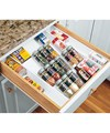 Expand-A-Drawer Spice Organizer