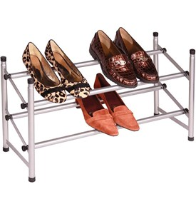 Extending Shoe Rack Image