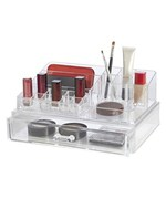 Extra Large Three Piece Make Up Organizer