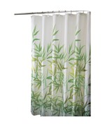 Fabric Shower Curtain - Anzu