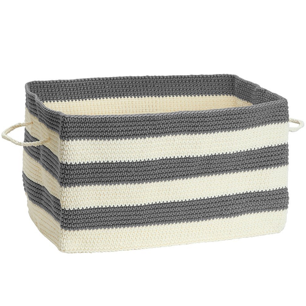 Fabric Storage Bin - Large Image