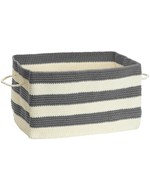 Fabric Storage Bin - Large