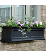 4 Foot Window Planter Box - Fairfield