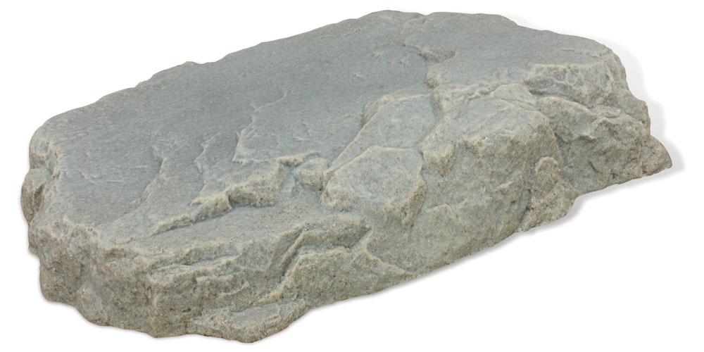 mock rock small artificial rock cover flat - Fake Rock