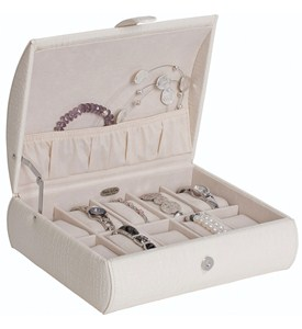 Watch Storage Case - Ivory Image